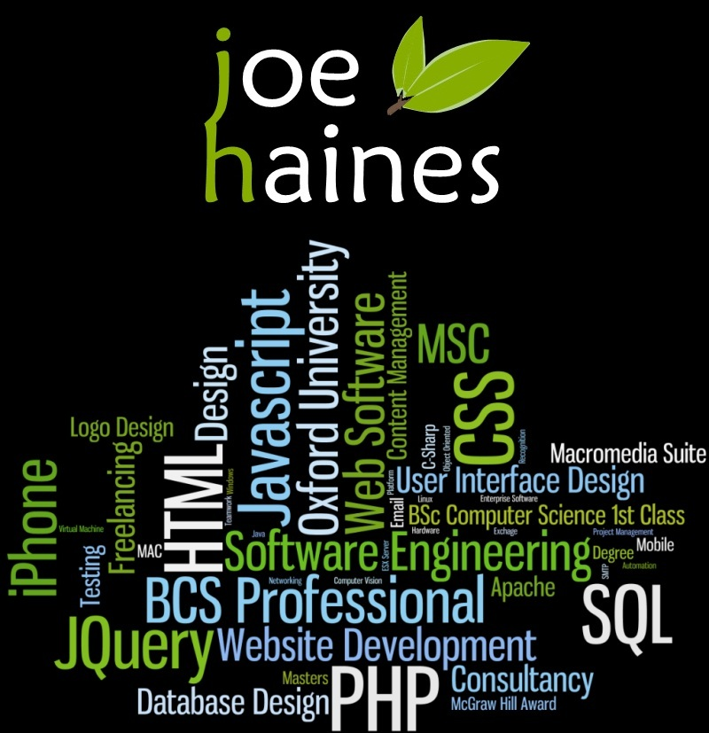 Joe Haines - Image Not Found!